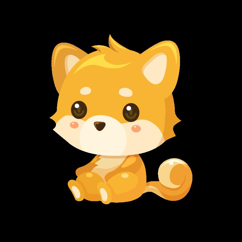 柴犬いぬイヌのイラスト素材 商用可能な無料フリーのイラスト