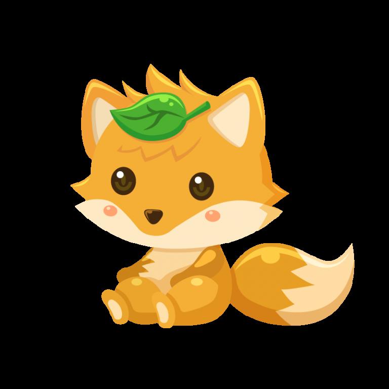 狐(きつね/キツネ)のイラスト素材