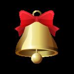 クリスマスベルのイラスト素材