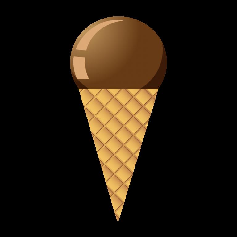 アイスクリームのイラスト素材