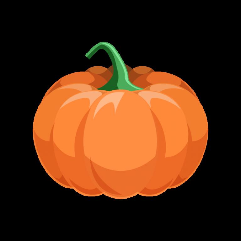 南瓜(かぼちゃ)のイラスト素材