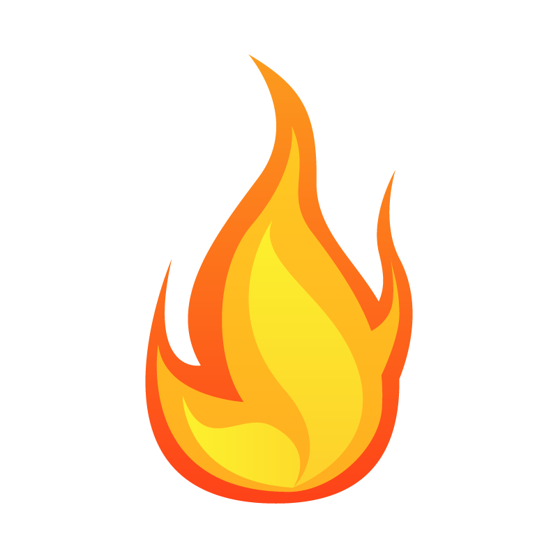 火の玉炎のイラスト素材 商用可能な無料フリーのイラスト素材